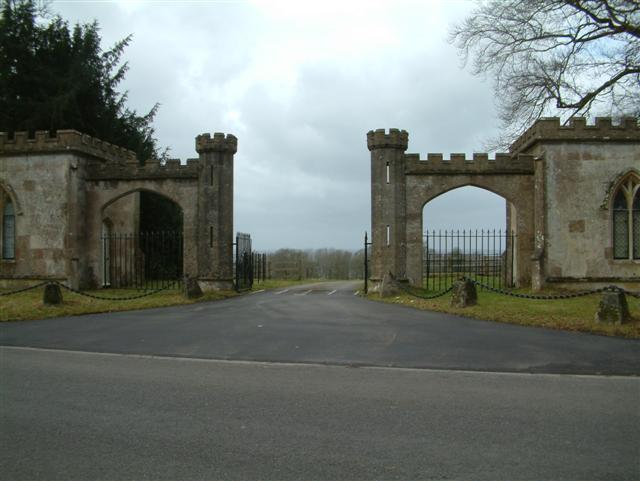 The Gates of Bowden Park
