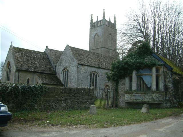 Church of St. Michael & All Angels, Kington St, Michael