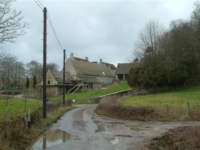 Lower Easton Piercy Farm