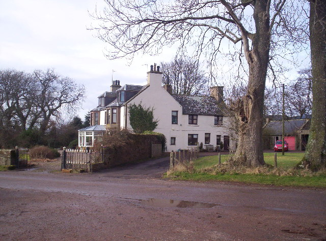 Pittarrow Farmhouse