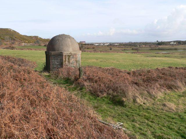 Ffynnon Y Wrach, Holyhead, Anglesey.