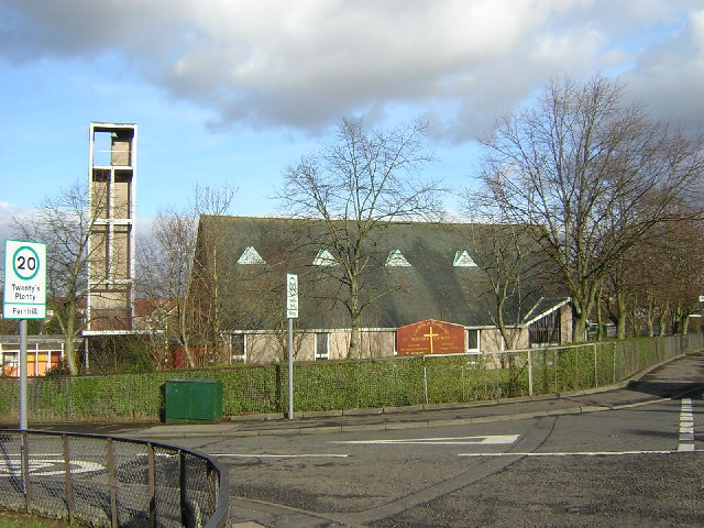 Fernhill and Cathkin Church