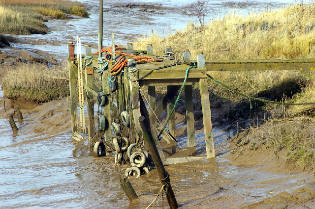The Old Jetty, Barrow Haven