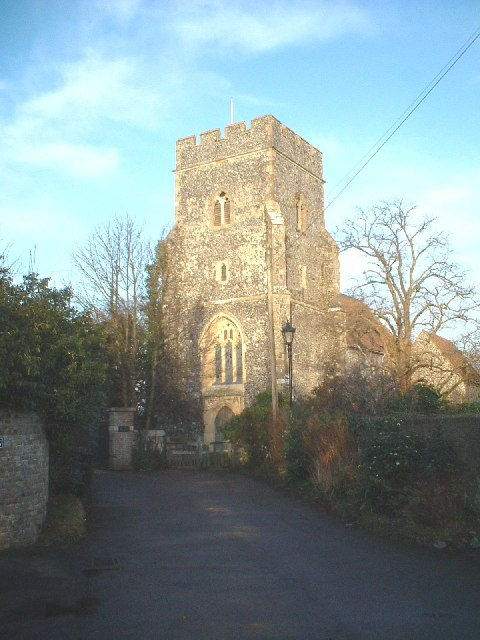St. Martin's Church, Great Mongeham