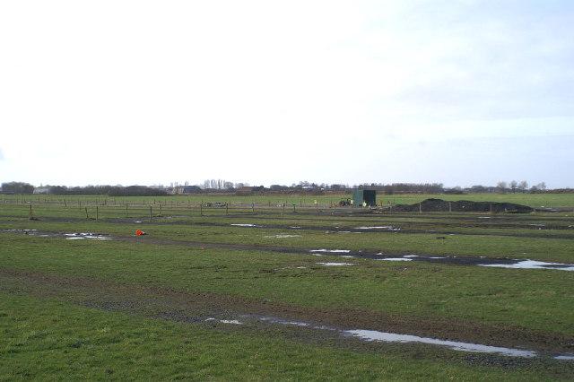 Airfield at Burscough