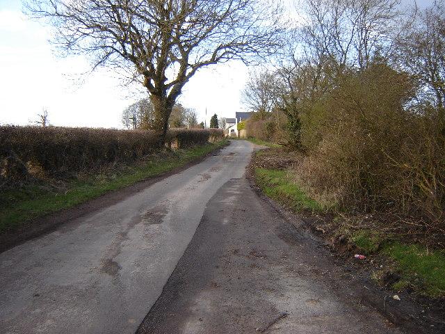 Brockham Hill Farm near Holybourne