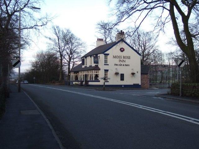 The Moss Rose Inn