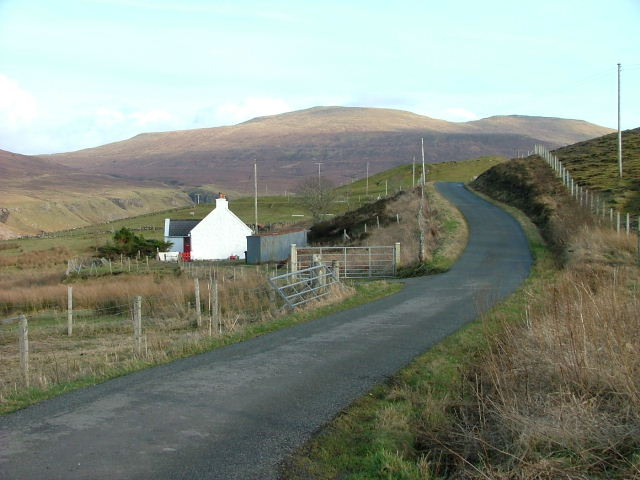 Croft House in Sheader