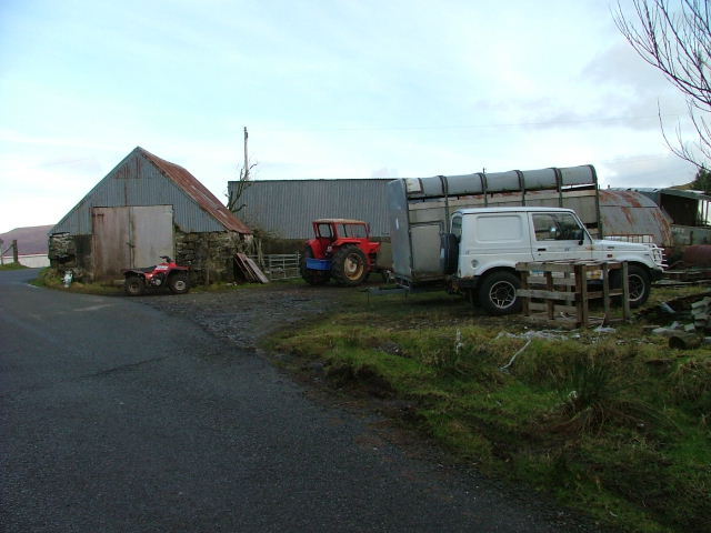 Farm Buildings and Machinery