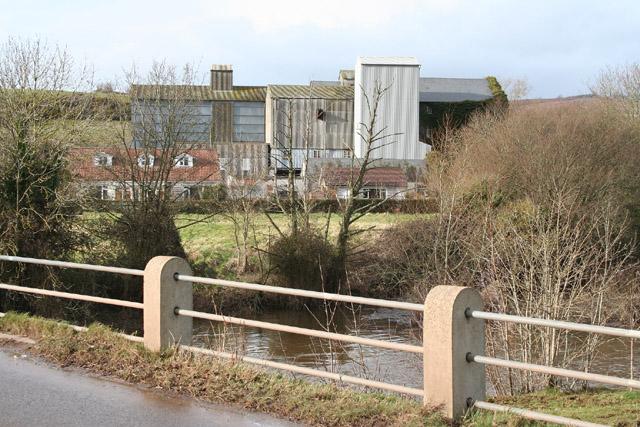 Thorverton: Thorverton Mill