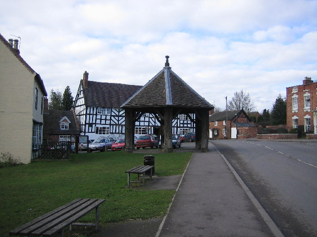 The Butter Cross, Abbots Bromley