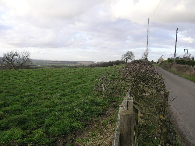 Oxcroft Lane Fields