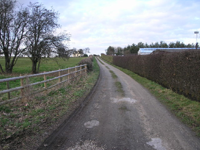 Footpath From Darfoulds