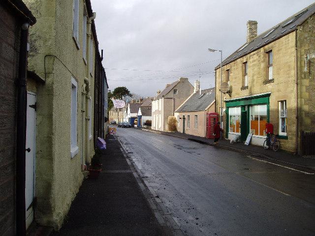 Reston, Berwickshire