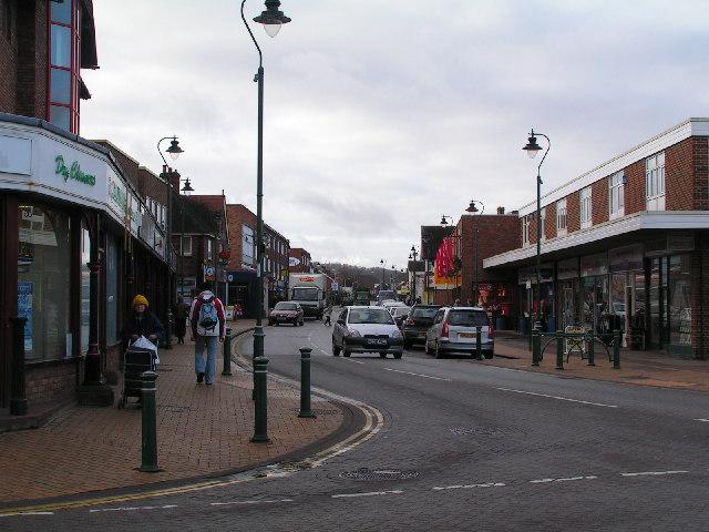 High Street, Paddock Wood