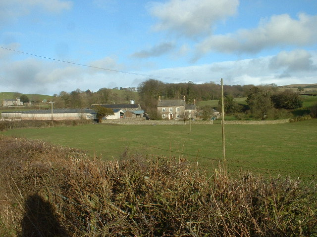 Elm Tree Farm near Crooklands