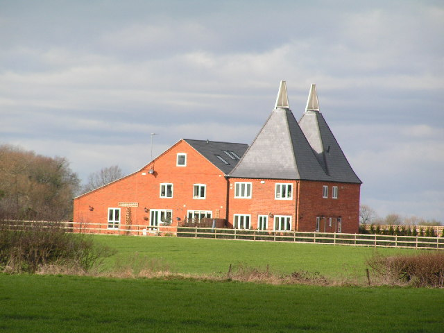 Moors Farm Oast house