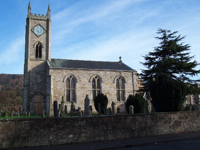Old Kilpatrick church