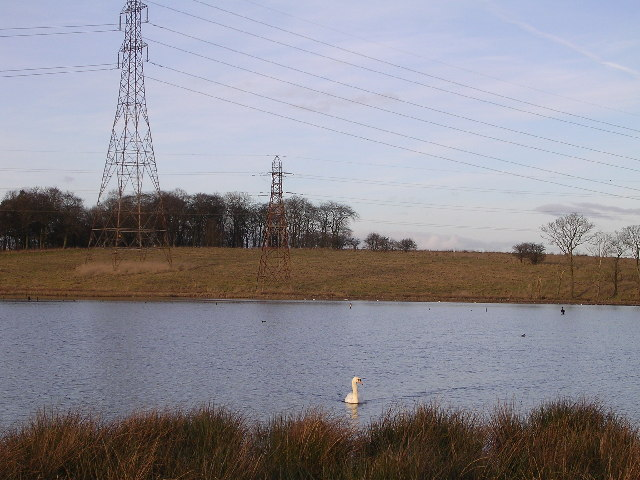 Small Loch by Gartloch Road