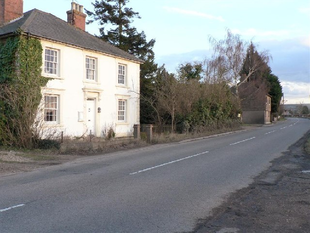 Houses at Great Gap