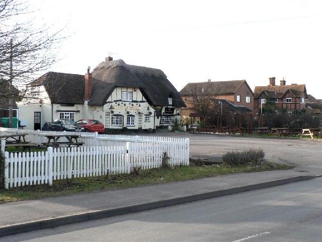 The Old Swan, Cheddington