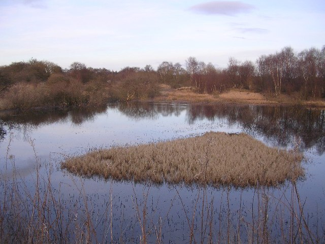 Small Loch near Garnkirk