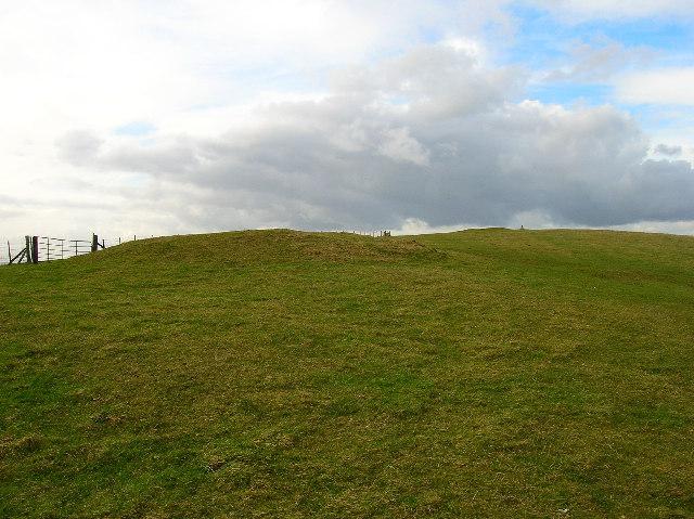Long Barrow, Firle Beacon