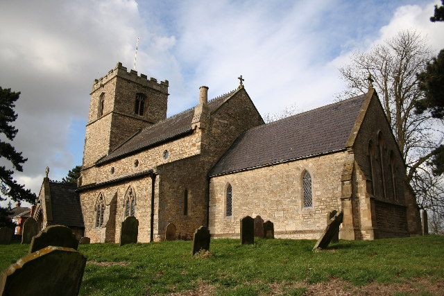 St.Mary & St.Peter's church, Waddingham, Lincs.