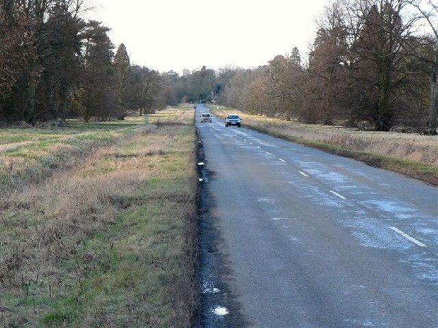 Mentmore Road