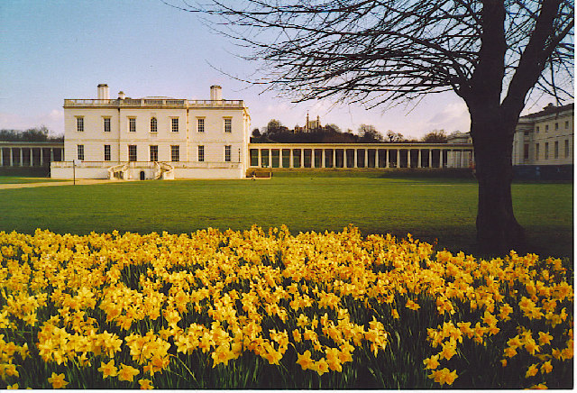 The Queen's House, Greenwich.