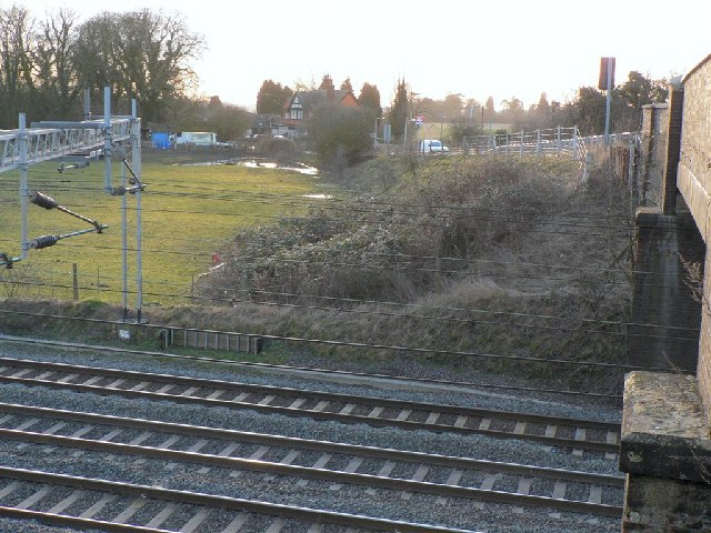 Station Road, Cheddington
