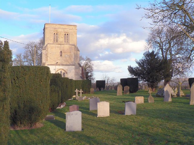 St Giles Church, Cheddington