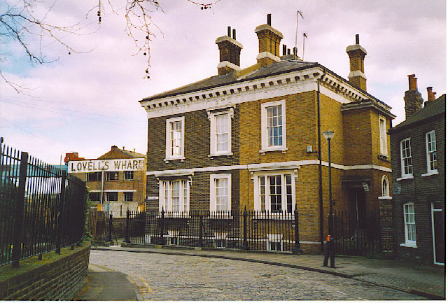 The Former Harbour Master's Office, Greenwich.