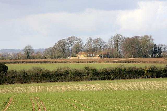 The Buildings, NE of Broughton