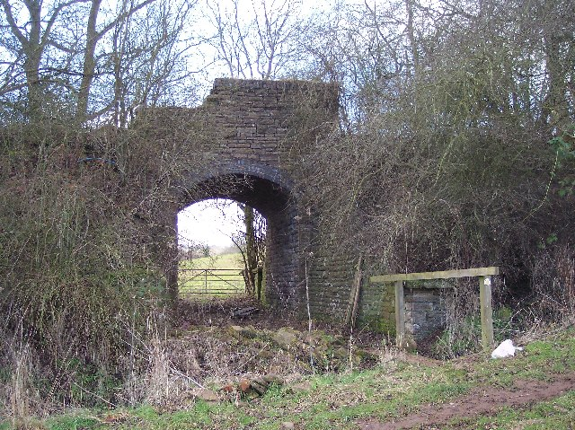Disused Railway Bridge, Great Wacton