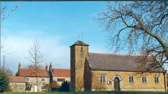 Carlton Husthwaite church