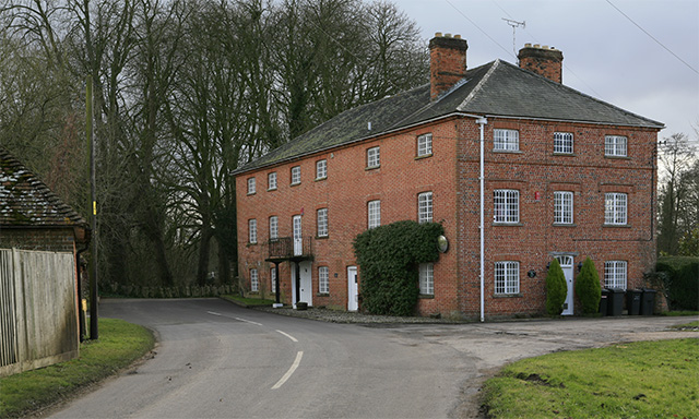 The Mill at Houghton