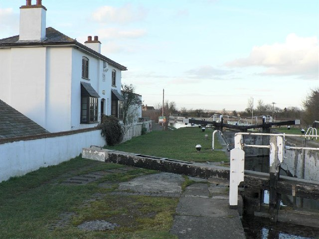 Seabrook Lock Cottage