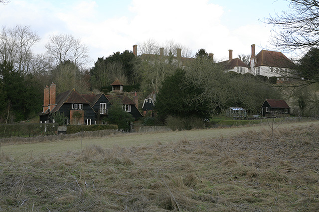 Marsh Court, south of Stockbridge