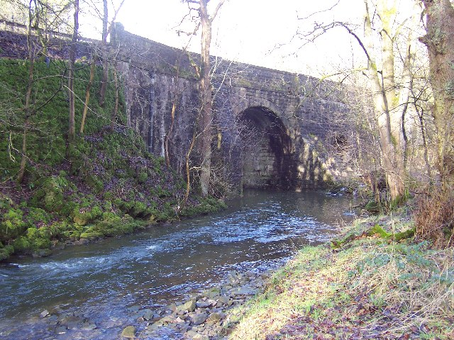 Stock Beck Bridge