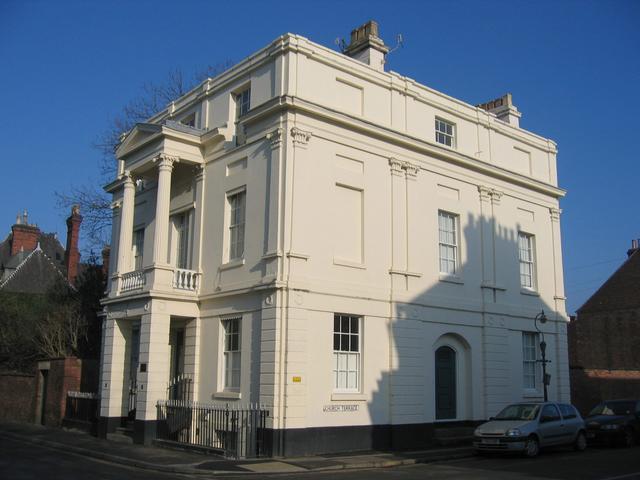 Town House in Church Street