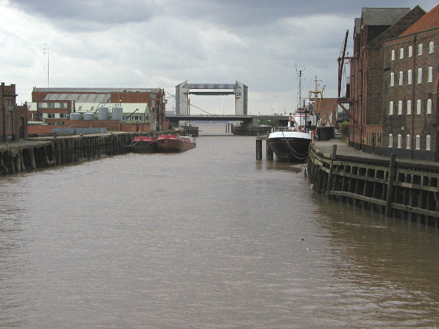 The River Hull and its Tidal Barrier