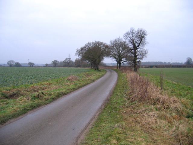East Raynham to Colkirk road, Norfolk