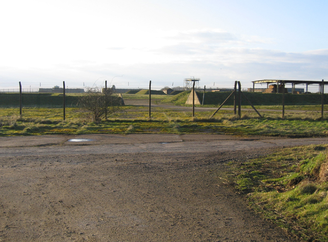 West Raynham airfield, Norfolk