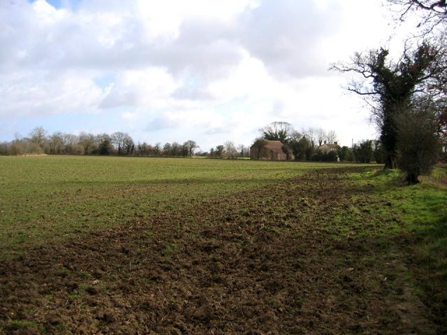 Hamrow House and farmland, Hamrow, Norfolk