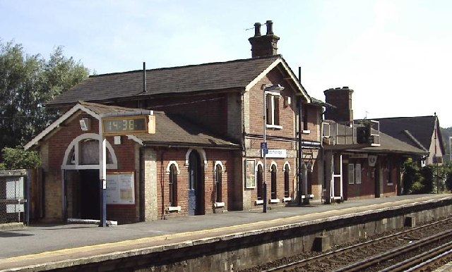 Robertsbridge Railway Station