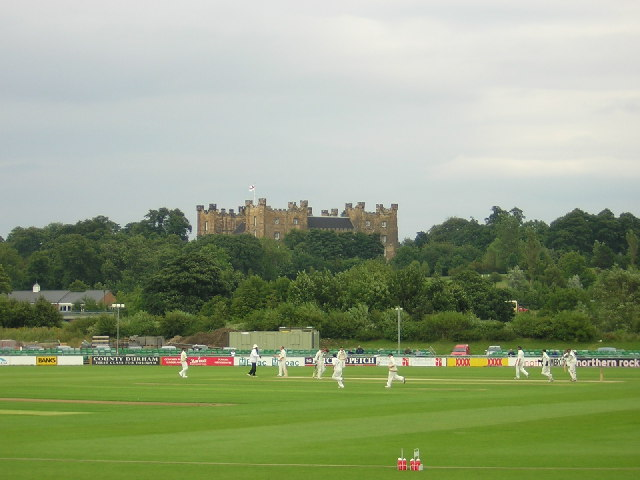 Durham County playing at Chester-le-Street