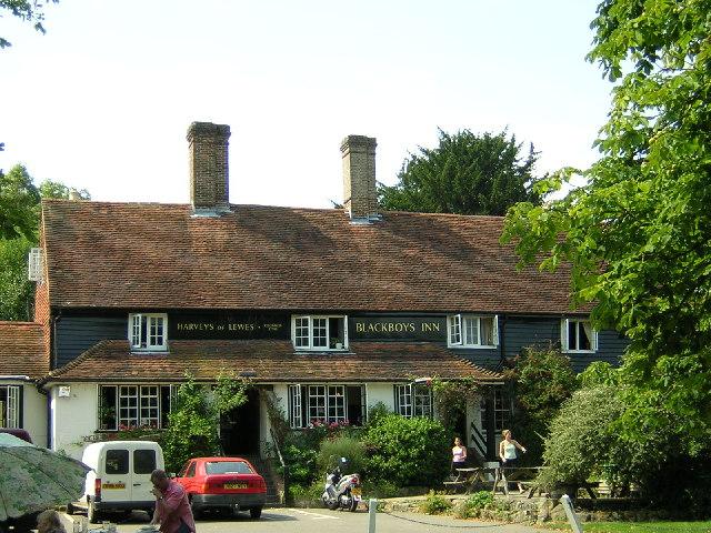 Blackboys Inn in Sussex
