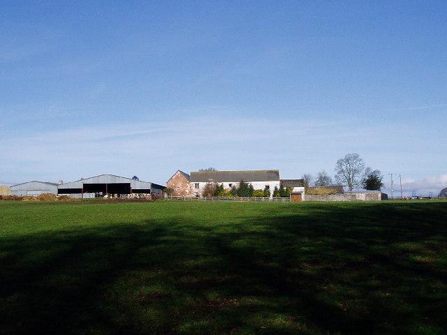 Ffynogion Farm