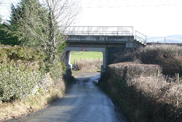 Railway Bridge, Deepthwaite